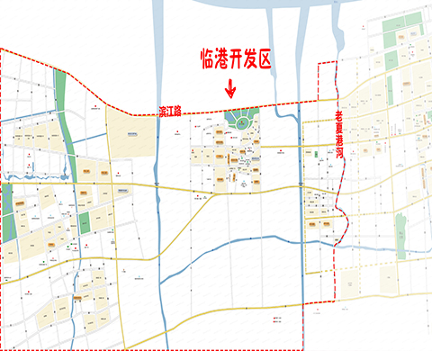 2018年,临港开发区在售新盘不多:香缇半岛8500元/㎡,中企上城5000元