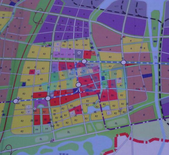 临港新城 新规划 出炉 申港成主战场高清图片