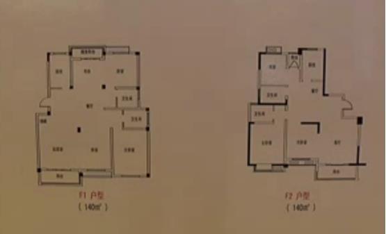 小区居民楼电路图
