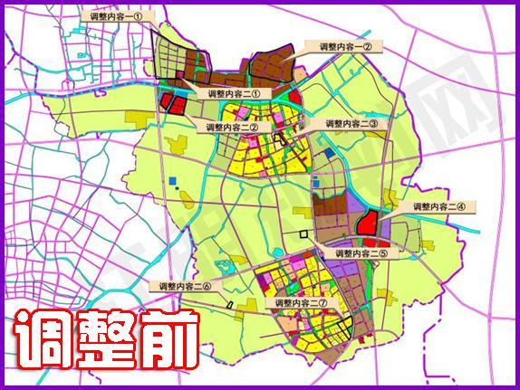 江阴市城区地图