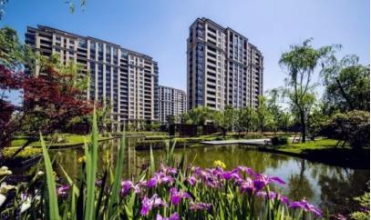 眼中的风景,最大化保证居住隐私性 尊享舒适从楼间距开始 尚海荟花园