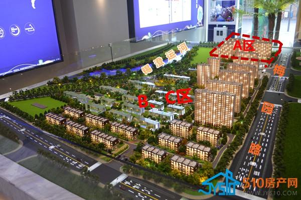 碧桂园·翡翠湾预计年底前开盘,临近规划中的高铁站,更有户型图奉上~~
