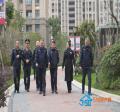 """无锡市城管执法局领导也来啦!城南这个小区已经成了江阴""""装修明星示范小区""""~"""
