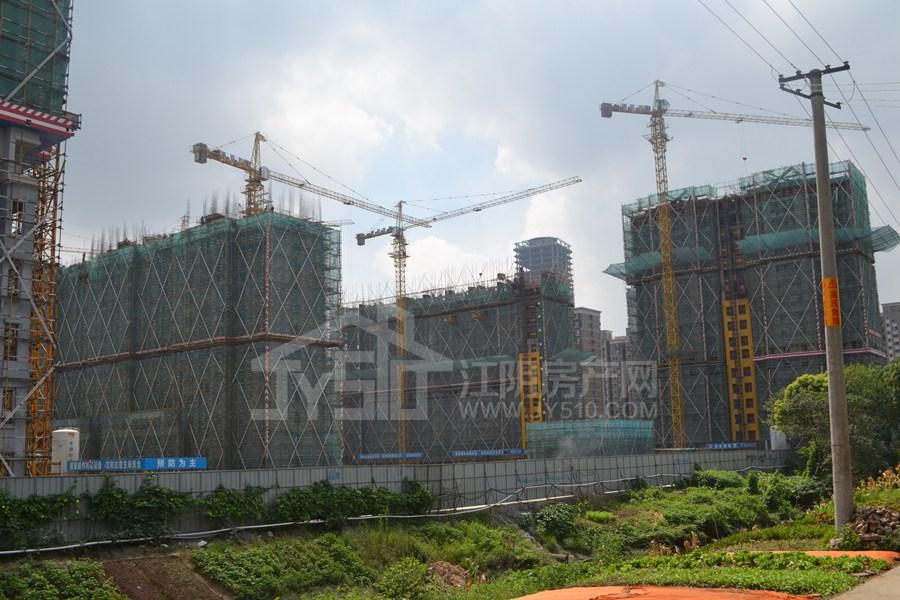 尚城国际二期开盘图