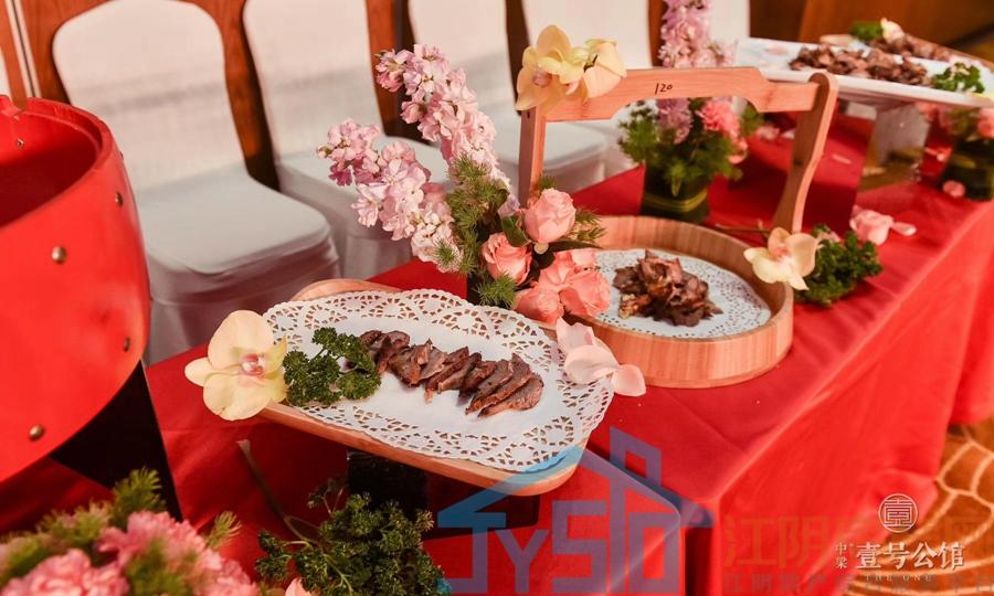 中梁·壹号公馆举办全牛宴(3月30日)